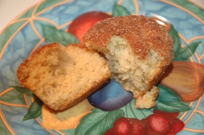 Donut Muffins 008